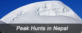 peak hunts nepal