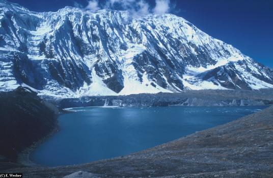 Tilicho Lake Mesokanto Pass
