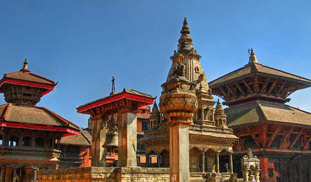 8 days Kathmandu Chitwan and Nagarkot