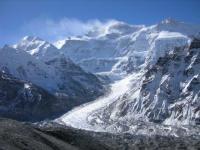 Kanchenjunga from North