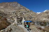 Everest Land trek has bought to you opportunities to explore Hidden Valley of Nar-Phu valley trek don't miss it in your life time